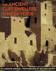 Cover of: The Ancient Cliff Dwellers of Mesa Verde