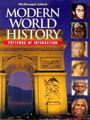 Cover of: Modern World History