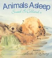Cover of: Animals Asleep (Aspca Henry Bergh Children's Book Awards (Awards))