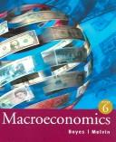 Cover of: Macroeconomics, Sixth Edition (Package)