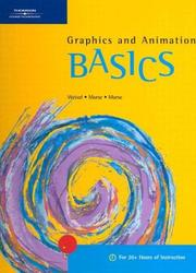 Cover of: Graphics and Animation BASICS (Basics)