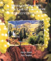 Cover of: Wines and Brandies of the Cape of Good Hope