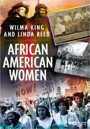 Cover of: African American Women