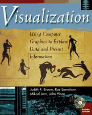Cover of: Visualization
