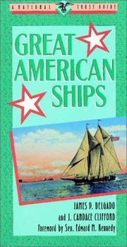 Cover of: Great American Ships (Great American Places Series)