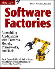 Cover of: Software Factories