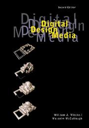 Cover of: Digital Design Media (Architecture)