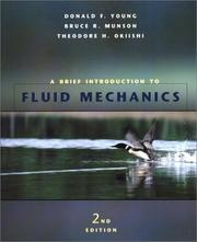Cover of: A Brief Introduction to Fluid Mechanics
