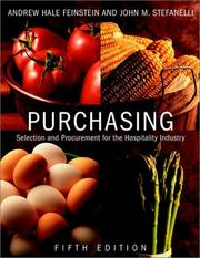 Cover of: Purchasing