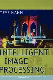 Cover of: Intelligent Image Processing