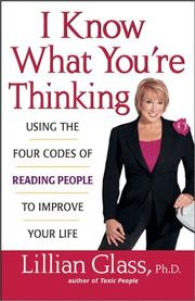 Cover of: I Know What You're Thinking
