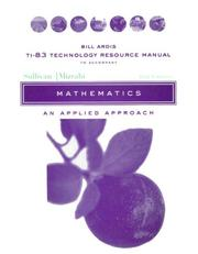 Cover of: Mathematics, Technology Resource Manual