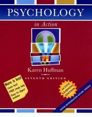 Cover of: Psychology in Action