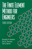 Cover of: The Finite Element Method for Engineers, 3rd Edition