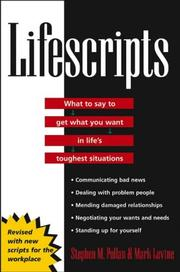 Cover of: Lifescripts