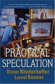 Cover of: Practical Speculation