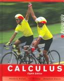 Cover of: Calculus Multivariable Eighth Edition with JustAsk