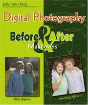 Cover of: Digital Photography Before & After Makeovers