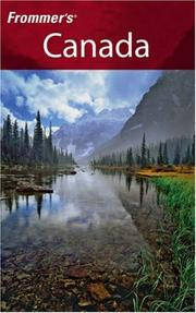 Cover of: Frommer's Canada