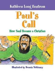 Cover of: Paul's Call: How Saul Became a Christian
