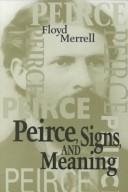 Cover of: Peirce, signs, and meaning
