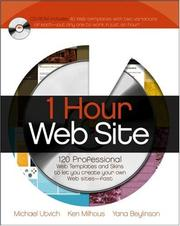 Cover of: 1 Hour Web Site