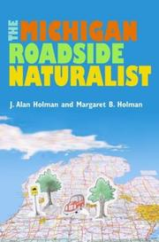 Cover of: The Michigan Roadside Naturalist