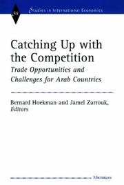 Cover of: Catching up with the competition