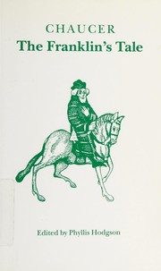 Cover of: The franklin's tale