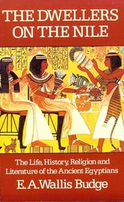 Cover of: The dwellers on the Nile