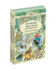 Cover of: Old Mother West Wind and 6 Other Stories (Children's Thrift Classics)