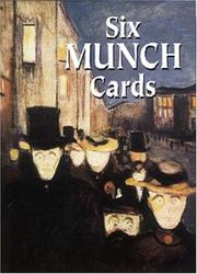 Cover of: Six Munch Cards (Small-Format Card Books)