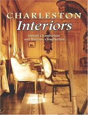 Cover of: Charleston Interiors