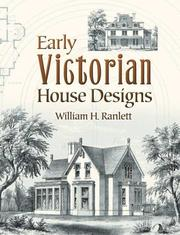 Cover of: Early Victorian House Designs