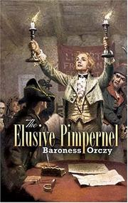 Cover of: The Elusive Pimpernel