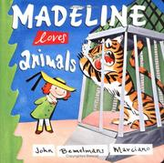Cover of: Madeline Loves Animals