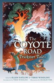 Cover of: The Coyote Road: Trickster Tales