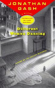 Cover of: Different Women Dancing (Viking Mystery Suspense)