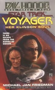 Cover of: Her Klingon Soul (Star Trek Voyager: Day of Honor, Book 3)