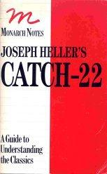 Cover of: Joseph Heller's Catch 22 (Monarch Notes)