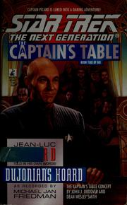 Cover of: Dujonian's Hoard (Star Trek The Next Generation: The Captain's Table, Book 2)