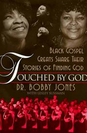 Cover of: Touched by God
