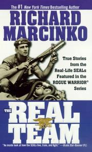 Cover of: The Real Team: Rogue Warrior (Rogue Warrior Series)