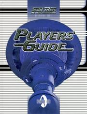 Cover of: Player's Guide: Player Aid (Star Trek: the Next Generation)