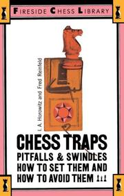 Cover of: Chess Traps
