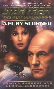 Cover of: A fury scorned