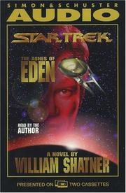 Cover of: The STAR TREK ASHES OF EDEN
