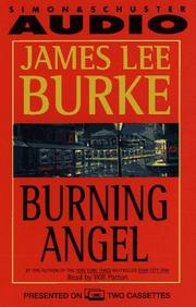 Cover of: Burning Angel (Dave Robicheaux Mysteries (Audio))