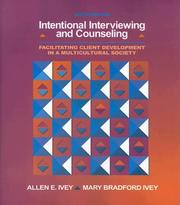 Cover of: Intentional Interviewing and Counseling