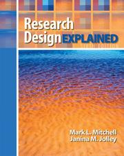 Cover of: Research Design Explained